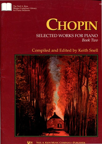 Chopin: Selected Works For Piano Book 2
