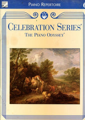 Celebration Series: The Piano Odyssey - Piano Repertoire Book 6