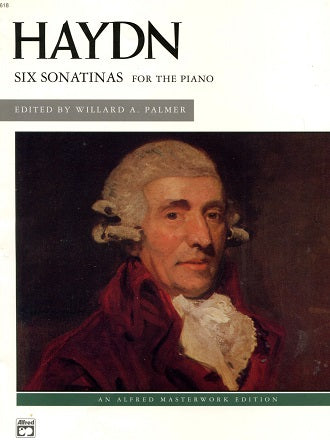 Haydn: Six Sonatinas for the Piano