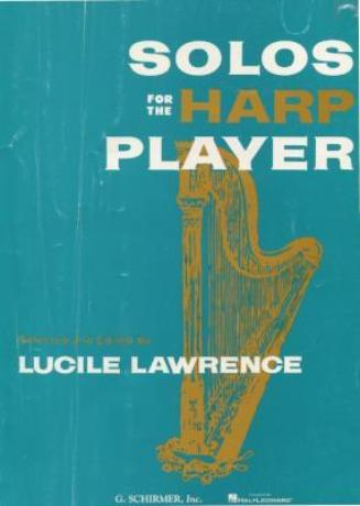 Solos for the Harp Player - Bargain Basement Beauty!