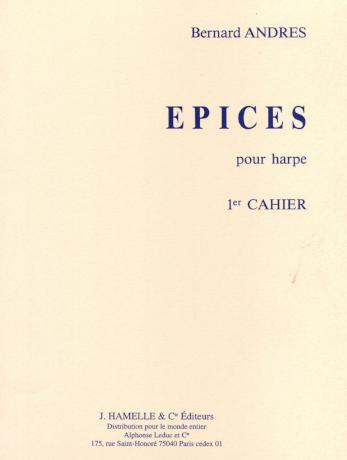 Epices - Book 1