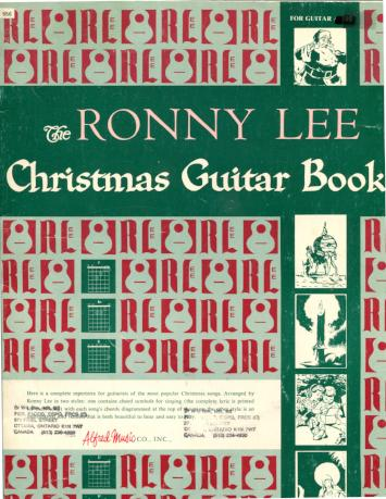 Christmas Guitar Book - Bargain Basement Beauty!