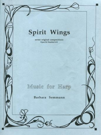 Spirit Wings- Bargain Basement Beauty!