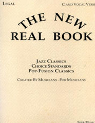The New Real Book (Jazz Fake Book) - Bargain Basement Beauty!