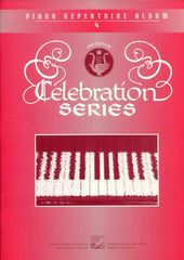 Celebration Series: Piano Repertoire Album 4