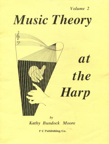 Music Theory at the Harp Volume 2 - Bargain Basement Beauty!