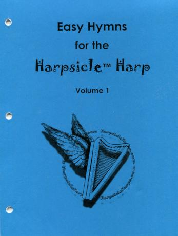 Easy Hymns for the Harpsicle Harp Volume 1