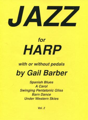Jazz For Harp - Volume 2