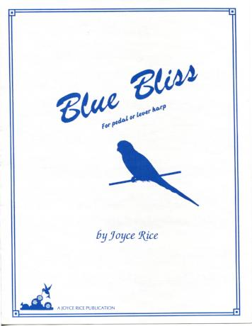 Blue Bliss - from Contemporary Collection Volume I