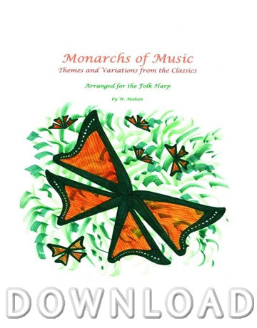 Monarchs of Music - Digital Download