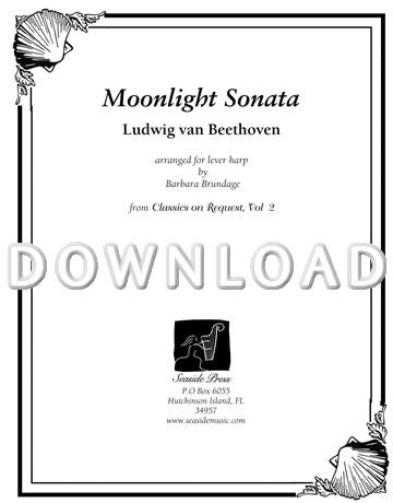 Moonlight Sonata - Digital Download
