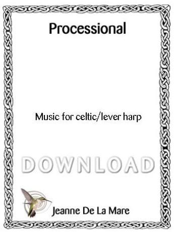 Processional - Digital Download