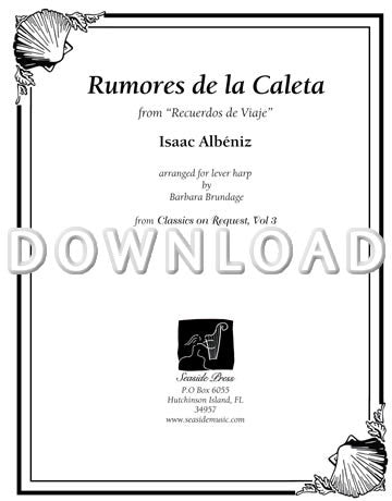 Rumores de la Caleta  - Digital Download