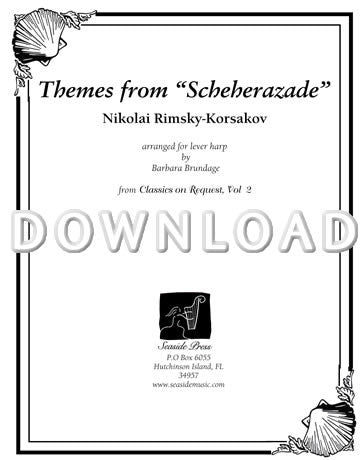 Scheherazade - Digital Download