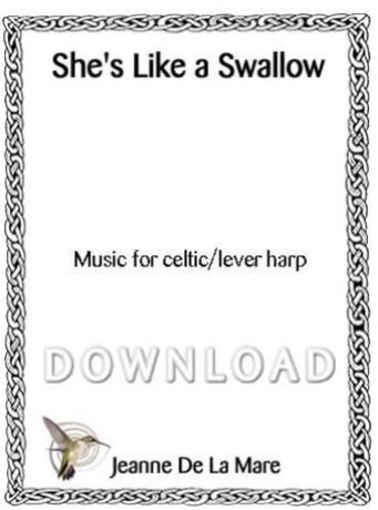She's Like a Swallow - Digital Download