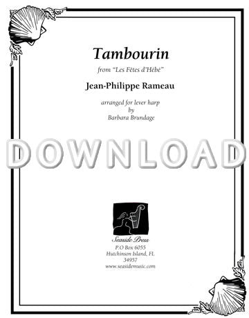 Tambourin - Digital Download