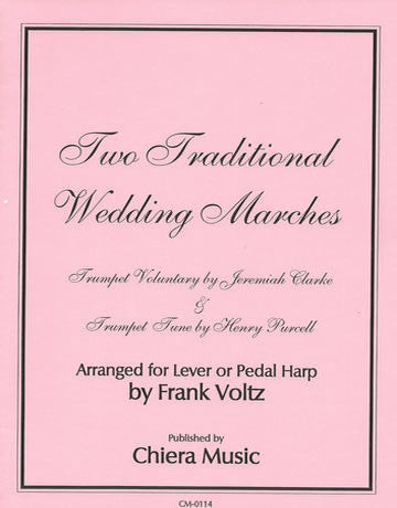 Two Traditional Wedding Marches