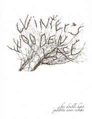 Winter's Wooden Lace - Digital Download