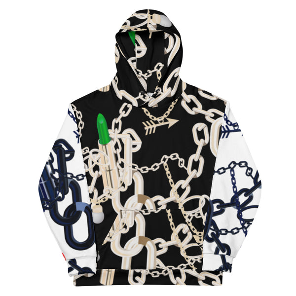 Belle Sauvage Mixed Chains Unisex Hoodie