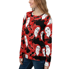 Belle Sauvage Red Venus Unisex Sweatshirt