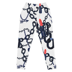 Belle Sauvage Blue Chains Women's Joggers