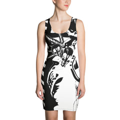Manga Bodycon Dress