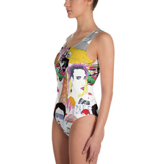 Pop Friends One-Piece Swimsuit