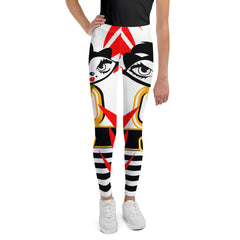 Belle Sauvage CAT Teenage and Youth Leggings