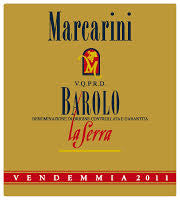 Marcarini Barolo La Serra 2011 - Only 1 bottle left!
