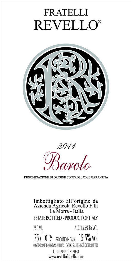 Revello Barolo 2013 - New!