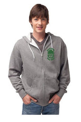 Unisex Zip Hooded Sweatshirt (3 Colors)