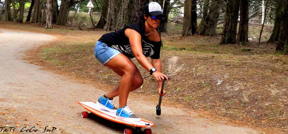 Kahuna Creations Board Rider of the Month Tati Coco