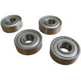 Premium Bearings (Set of 8)