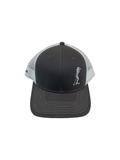 Land Paddle Life Charcoal / White Snapback Hat - Women's