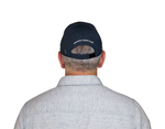 Land Paddle Life Graphite Moisture Wicking Hat - Men's