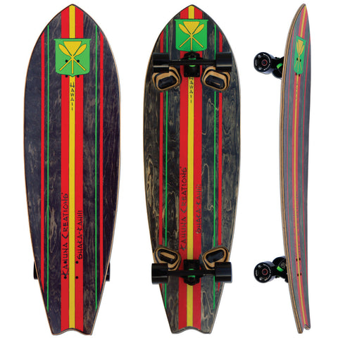 DECK ONLY Shaka Kahili 46""