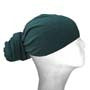 Forest Green Head Wrap / Bandana