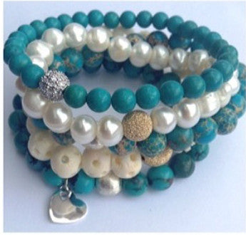 Teal Stack