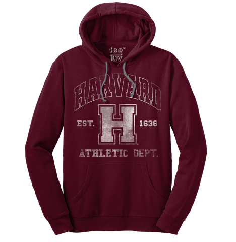 Harvard Athletic Dept. PO Hood