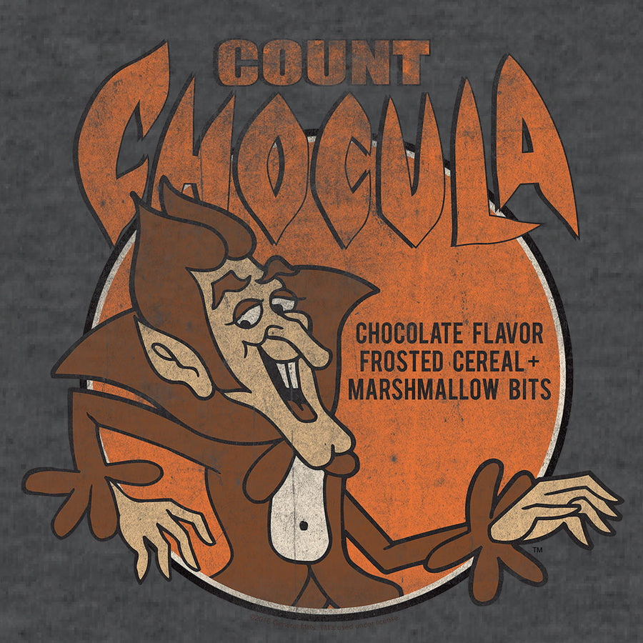 Count Chocula T-Shirt - Gray