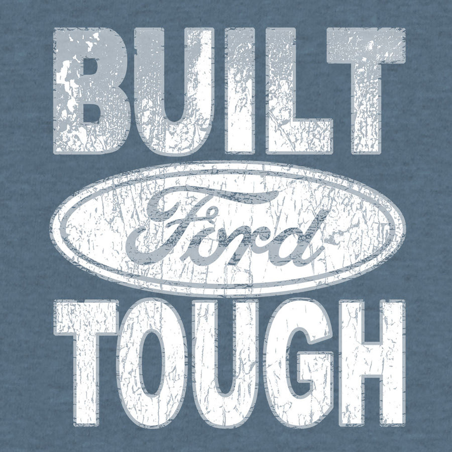 Built Ford Tough T-Shirt - Indigo