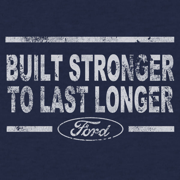 Built Stronger Ford