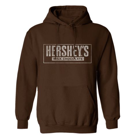 Hershey's Milk Chocolate Soft Touch Hoodie