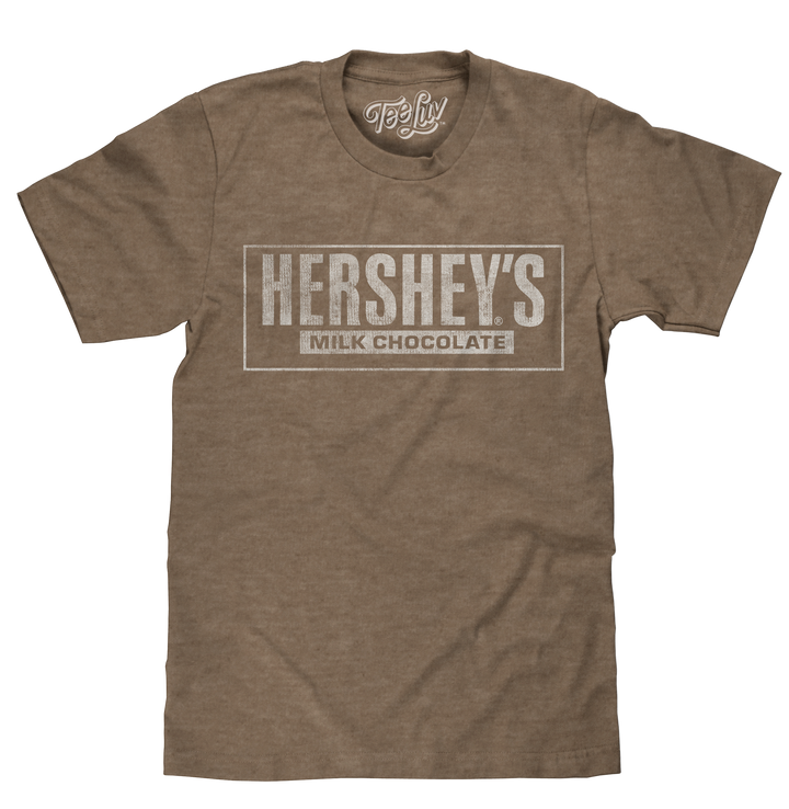 Hershey's Milk Chocolate T-Shirt - Brown