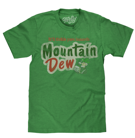 Mt. Dew It'll Tickle Your Innards