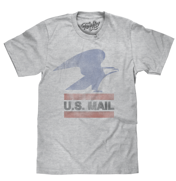 U.S. Mail Eagle Logo
