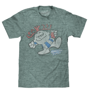 Hawaiian Punch Big & Tall T-Shirt - Teal