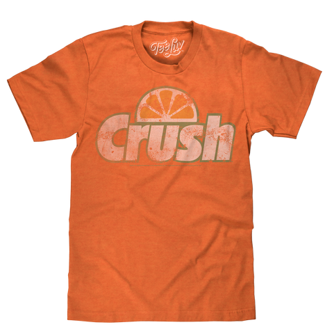 Orange Crush Soda