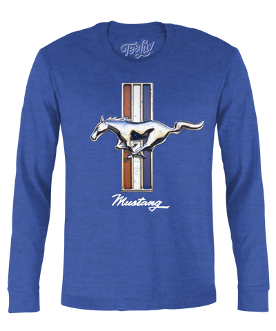 Ford Mustang Long Sleeve Tee