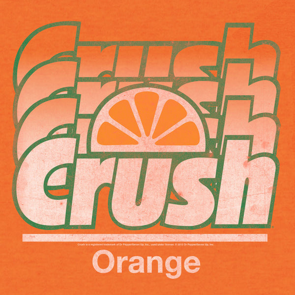 Crush Orange Drink